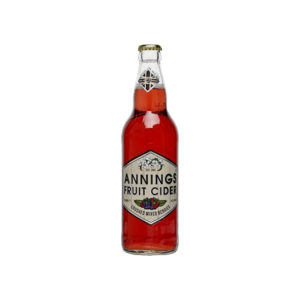 Annings Cider - Crushed Mixed Berries