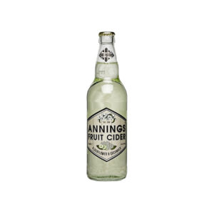 Annings Cider - Elderflower & Cucumber