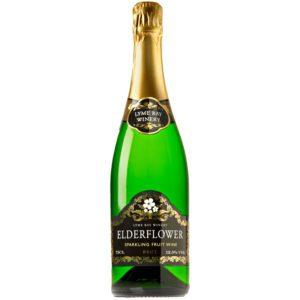 Lyme Bay Winery - Elderflower Sparkling Wine | Trockener Holunderblütensekt aus England