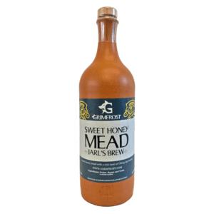 Grimfrost Sweet Honey Mead | Jarls Brew | Met Honigwein mit Himbeerblütenhonig und Lindenhonig aus Schweden