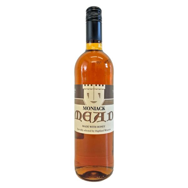 Highland Wineries Moniack Mead Heidehonig   Met Honigwein aus Schottland
