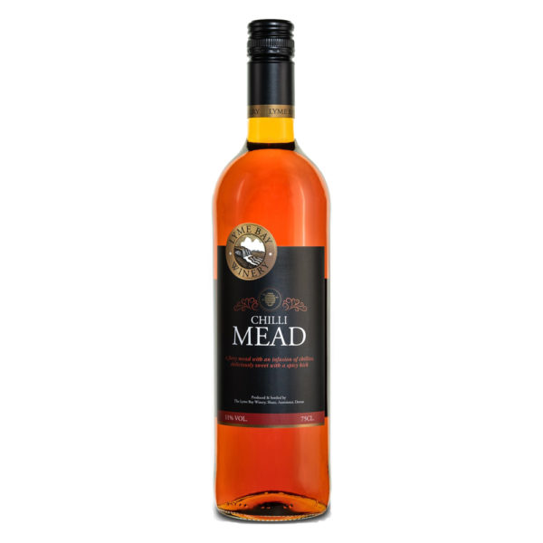 Lyme Bay Winery - Chilli Mead   Chili Met aus England   Drachenblut Honigwein