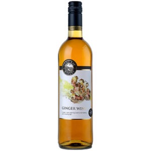 Lyme Bay Winery - Ginger Wine | Ingwerwein aus England