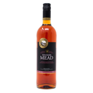 Lyme Bay Winery - Rhubarb Mead | Rhabarber Met aus England | Honigwein mit Frucht