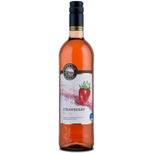 Lyme Bay Winery - Strawberry Wine | Erdbeerwein aus England