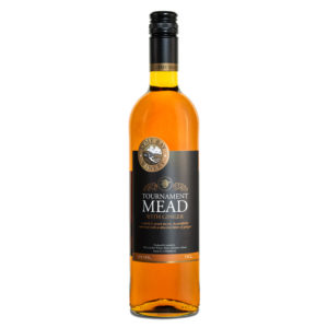 Lyme Bay Winery Tournament Mead | Met mit Ingwer | Honigwein aus England