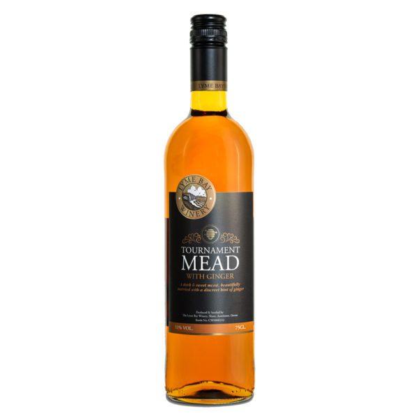 Lyme Bay Winery Tournament Mead | Met mit Ingwer | Honigwein aus England