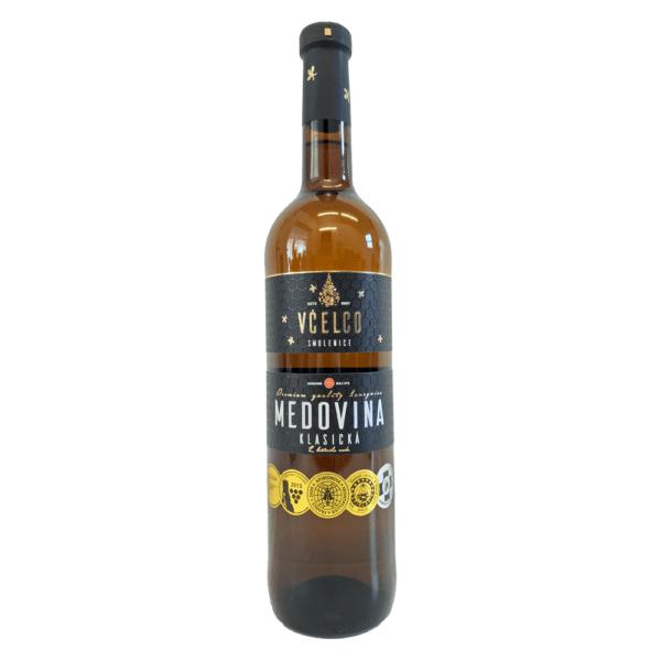 Medovina Klasicka   Met Honigwein mit Sommerblütenhonig aus Slowakei