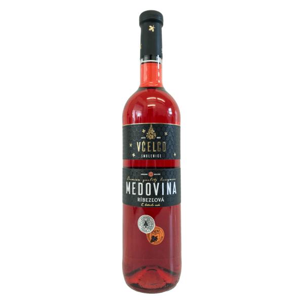 Medovina Ribezlova | Fruchtmet Melomel Met Honigwein mit Schwarzer Johannisbeere aus Slowakei