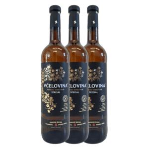 Vcelovina Special | Met Set mit drei Flaschen fassgereiftem Honigwein