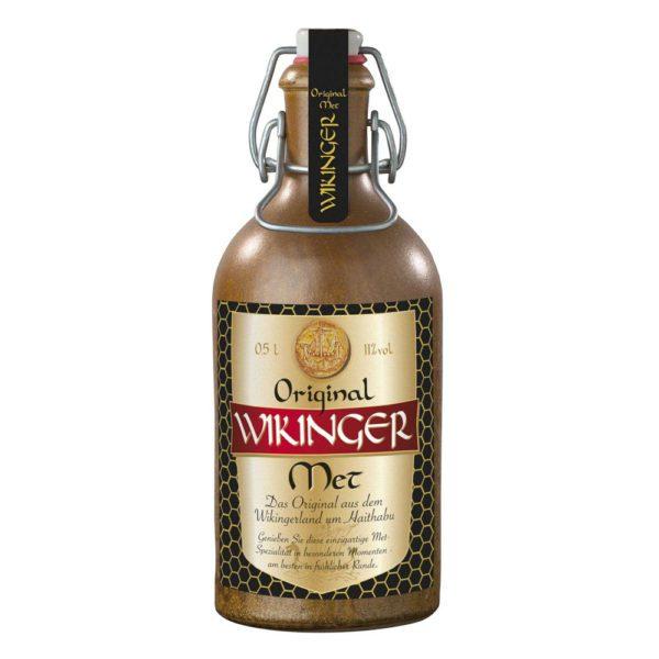 Wikinger Met - Original in Tonflasche | Honigwein aus Haithabu