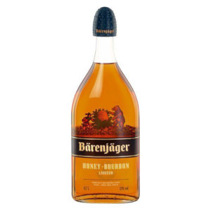 Bärenjäger Honey Bourbon Likör | Honiglikör mit Whiskey