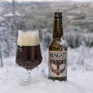 Grimfrost Mungatt Braggot | Metbier | Honigbier aus Schweden