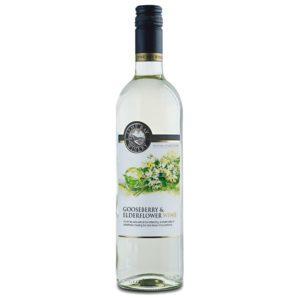Lyme Bay Winery Gooseberry Wine | Fruchtwein mit Stachelbeere und Holunderblüte aus England