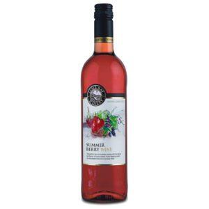 Lyme Bay Winery Summerberry Wine | Sommerbeeren-Fruchtwein