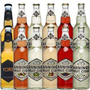 Annings Frucht Cider Set