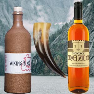 Nordisches Met Set | Dansk Mjod Viking Blod | Moniack Mead