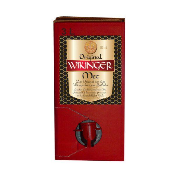 Wikinger Met Original in 3 Liter bag in box