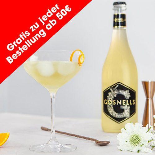 Gratisflasche Gosnells