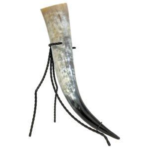 Trinkhorn XL 1L mit Ständer