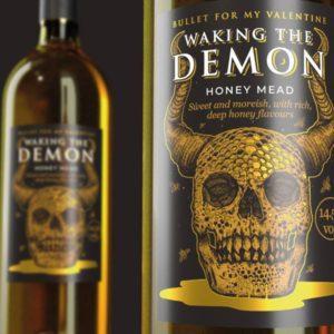 Bullet for my Valentine Waking the Demon Honey Mead - Offizieller Met Honigwein 1
