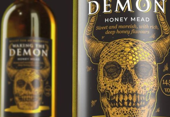 Bullet for my Valentine Waking the Demon Honey Mead - Offizieller Met Honigwein 1