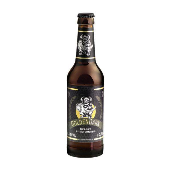 GoldenDark Met-Bier Honigbier