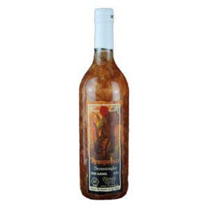 Metwabe Honigschatz Bernsteinglut - Alkoholfreier Met mit Glitzer