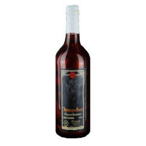 Metwabe Honigschatz Onyxschimmer - Alkoholfreier Met mit Glitzer