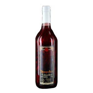 Metwabe Honigschatz Rubinschein - Alkoholfreier Met mit Glitzer