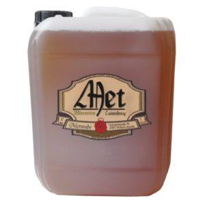 Metwabe-Met-Honigwein-aus-Tannenhonig-im-10L-Kanister