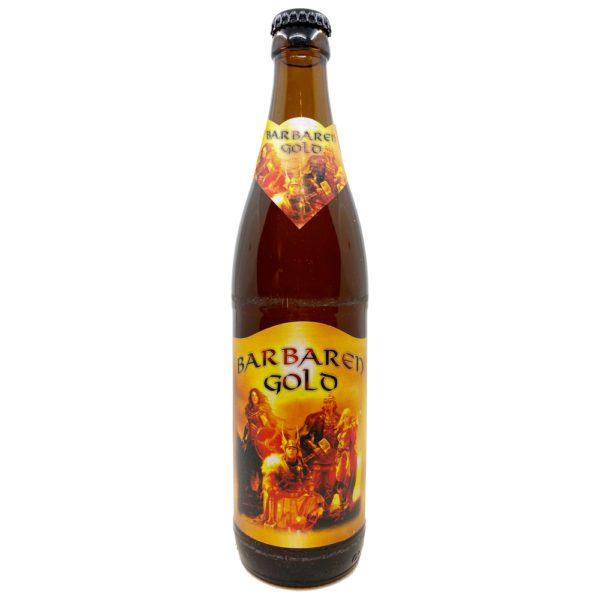 Beerenweine Barbaren-Gold Honigbier