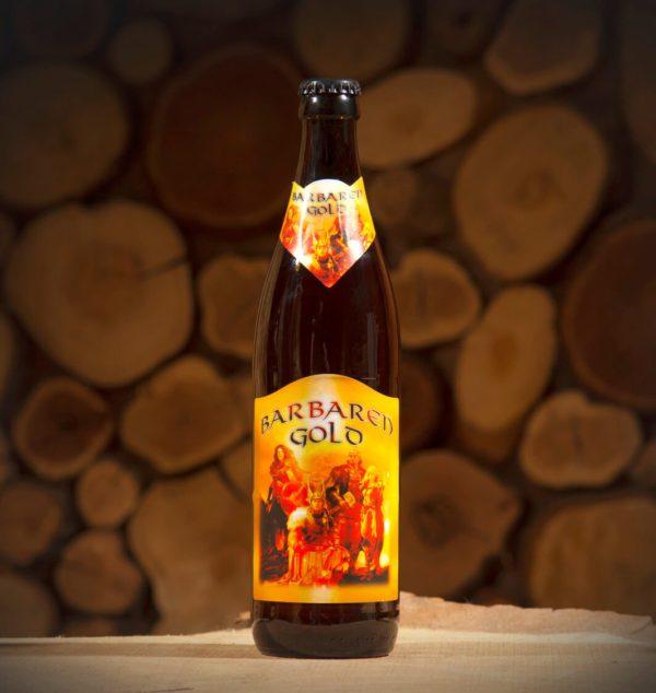 Beerenweine - Barbarengold