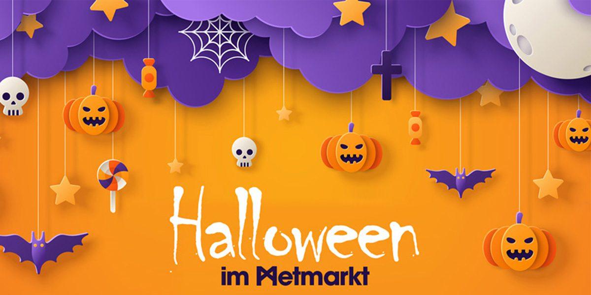 Halloween im Metmarkt