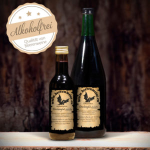 Beerenweine - Drachenglut Alkoholfrei